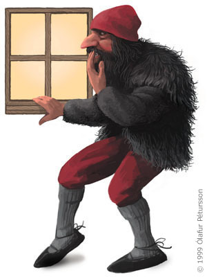 Window Peeper, Gluggagægir.